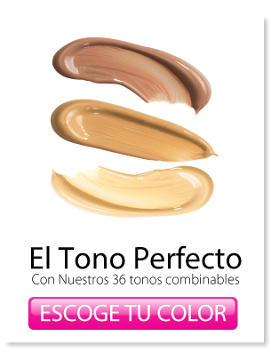 Dead-On Ajuste De Color Con nuestros 36 tonos blendable